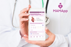 Tisková zpráva: Česká těhotenská aplikace MAMApp slaví dva roky, stáhlo si ji skoro 100 000 žen