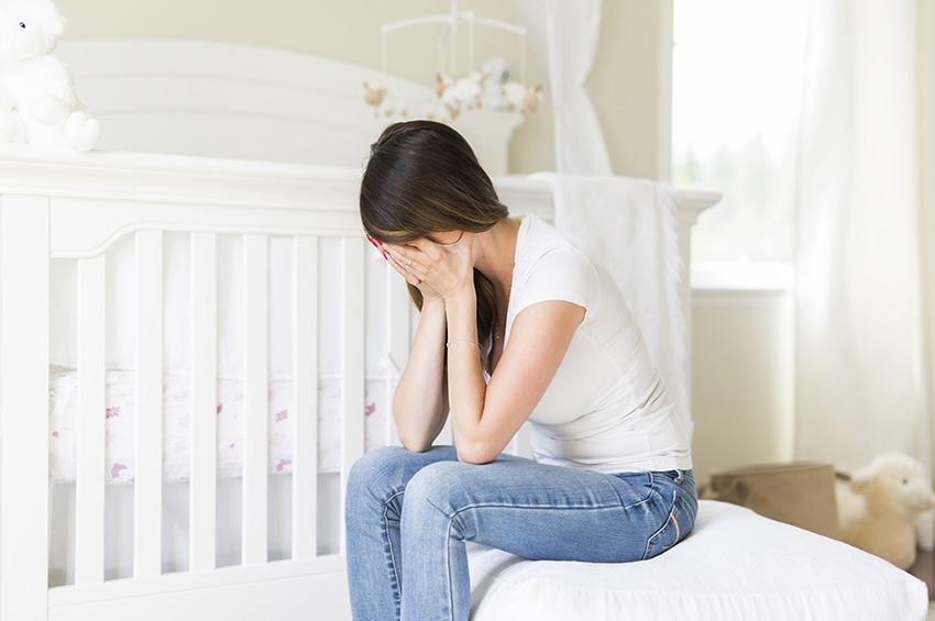 Jak vypadá poporodní deprese: Pozor na tyhle příznaky